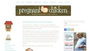 pregnant-chicken blog