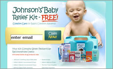 baby relief kit