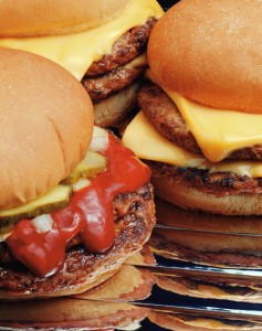 Unhealthy food for toddlers